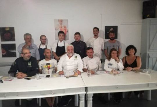 South Aegean selected finalist for 2018 European Young Chef Award
