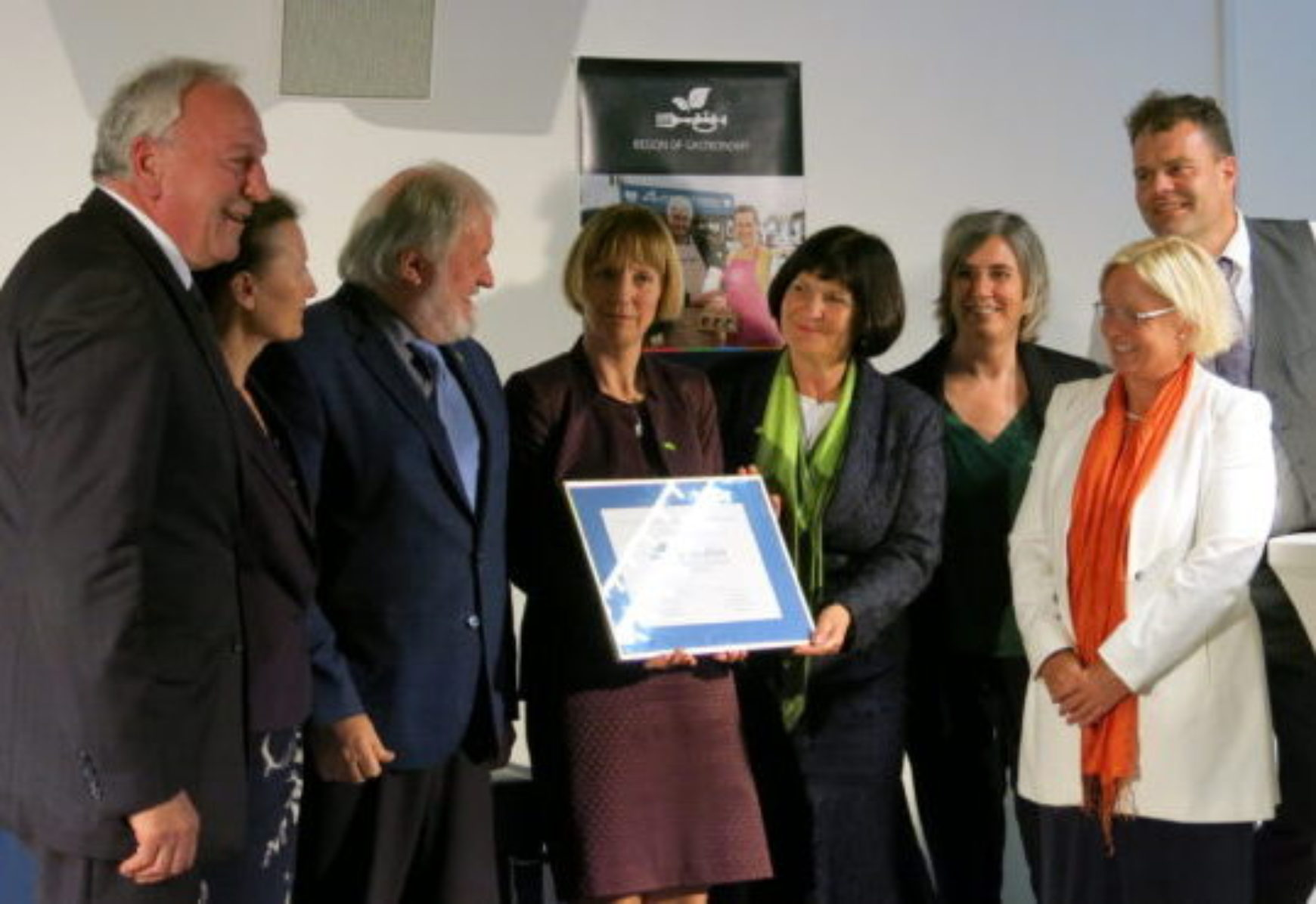 Slovenia awarded European Region of Gastronomy 2021
