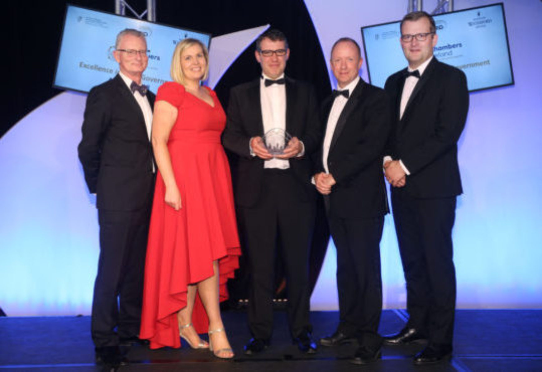 Galway-West of Ireland awarded Best Economic Development Project