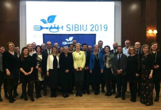 Thrilling food events and focus on sustainability in Sibiu