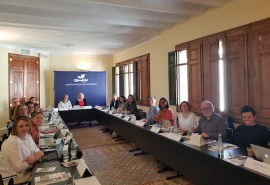 1st World Region of Gastronomy Meeting held in Barcelona