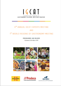6th Annual IGCAT Experts Meeting_Reader Cover
