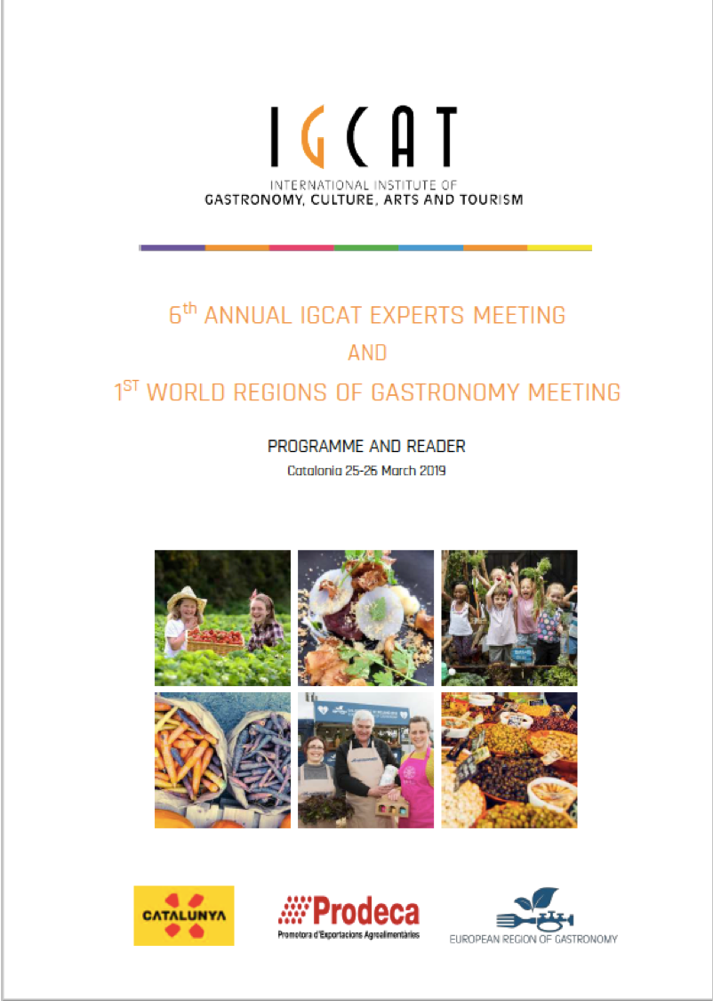 ANNUAL IGCAT EXPERTS MEETING