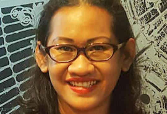 Astrid Maharani – Indonesia