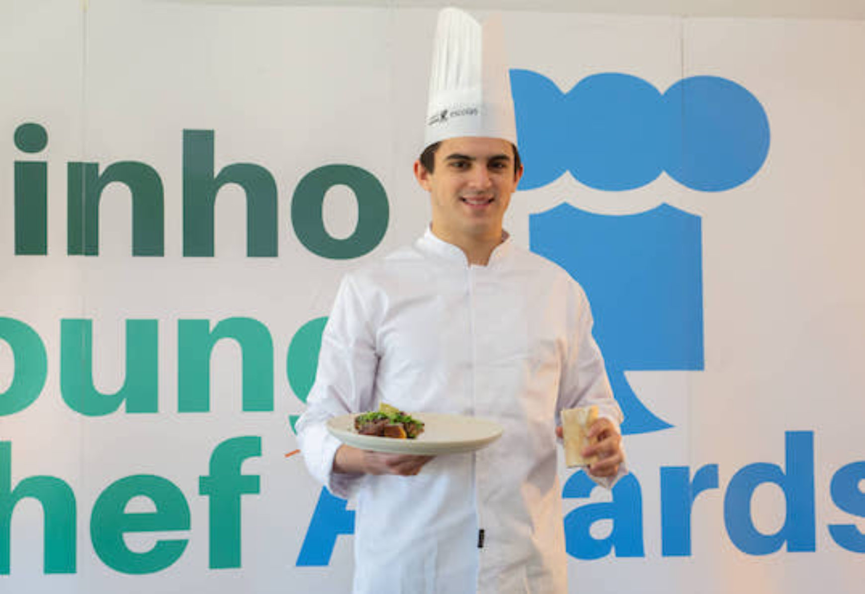Minho selects finalist for the European Young Chef Award 2019