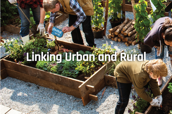 Linking Urban and Rural