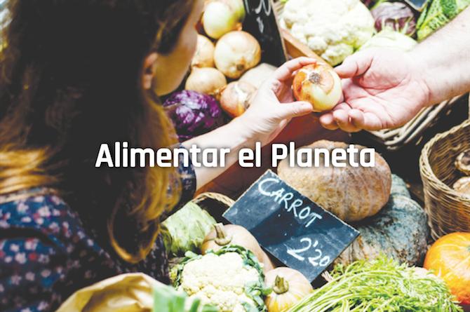 Alimentar el Planeta
