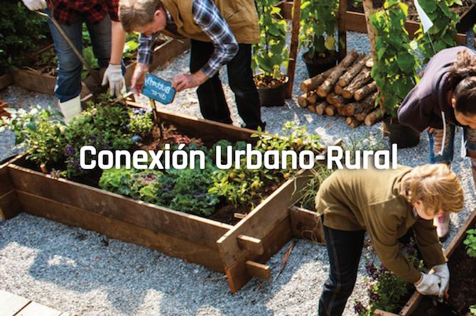 Conexión Urbano-Rural