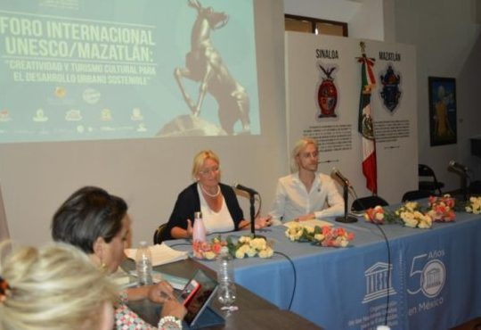 IGCAT delivers sustainable message at UNESCO International Forum