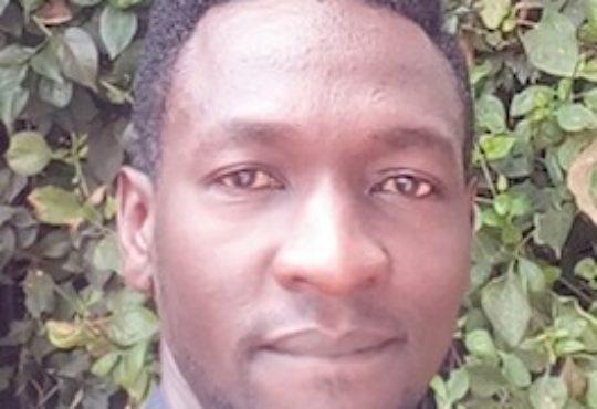 Boaz Adhengo – Kenya