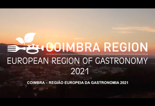 Coimbra Region awarded Best Gastronomic Tourism Film