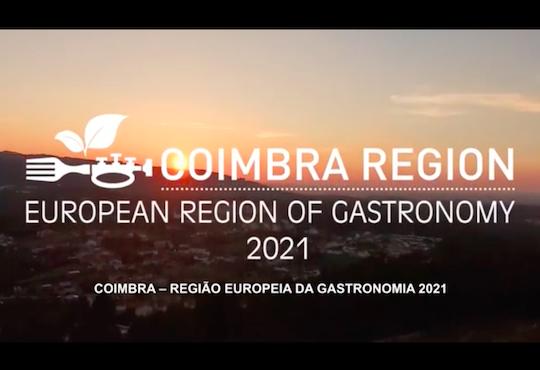 Coimbra Region awarded Best Gastronomic Tourism Film