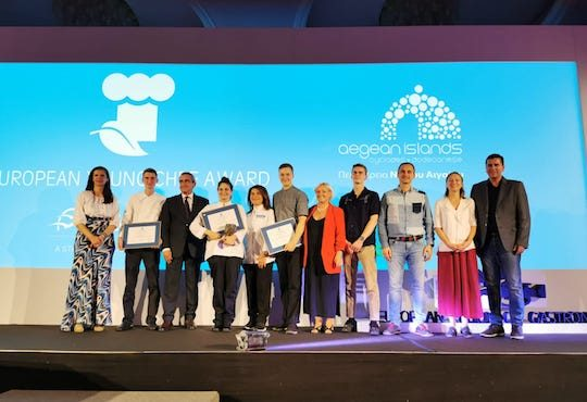 Winner of the European Young Chef Award 2019 announced!
