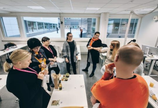Kuopio hosted Local Food Gift training workshop