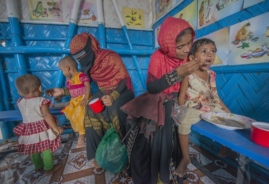 Nearly half a billion people in Asia undernourished- UN