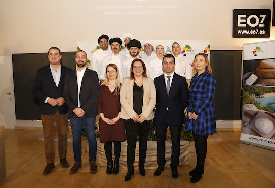 Menorcan gastronomy presented in Madrid