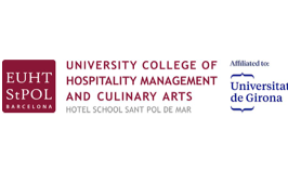 University College of Hospitality Management and Culinary Arts- EUHT StPOL_Logo