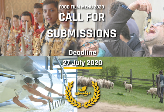 Food Film Menu 2020 officially launched!