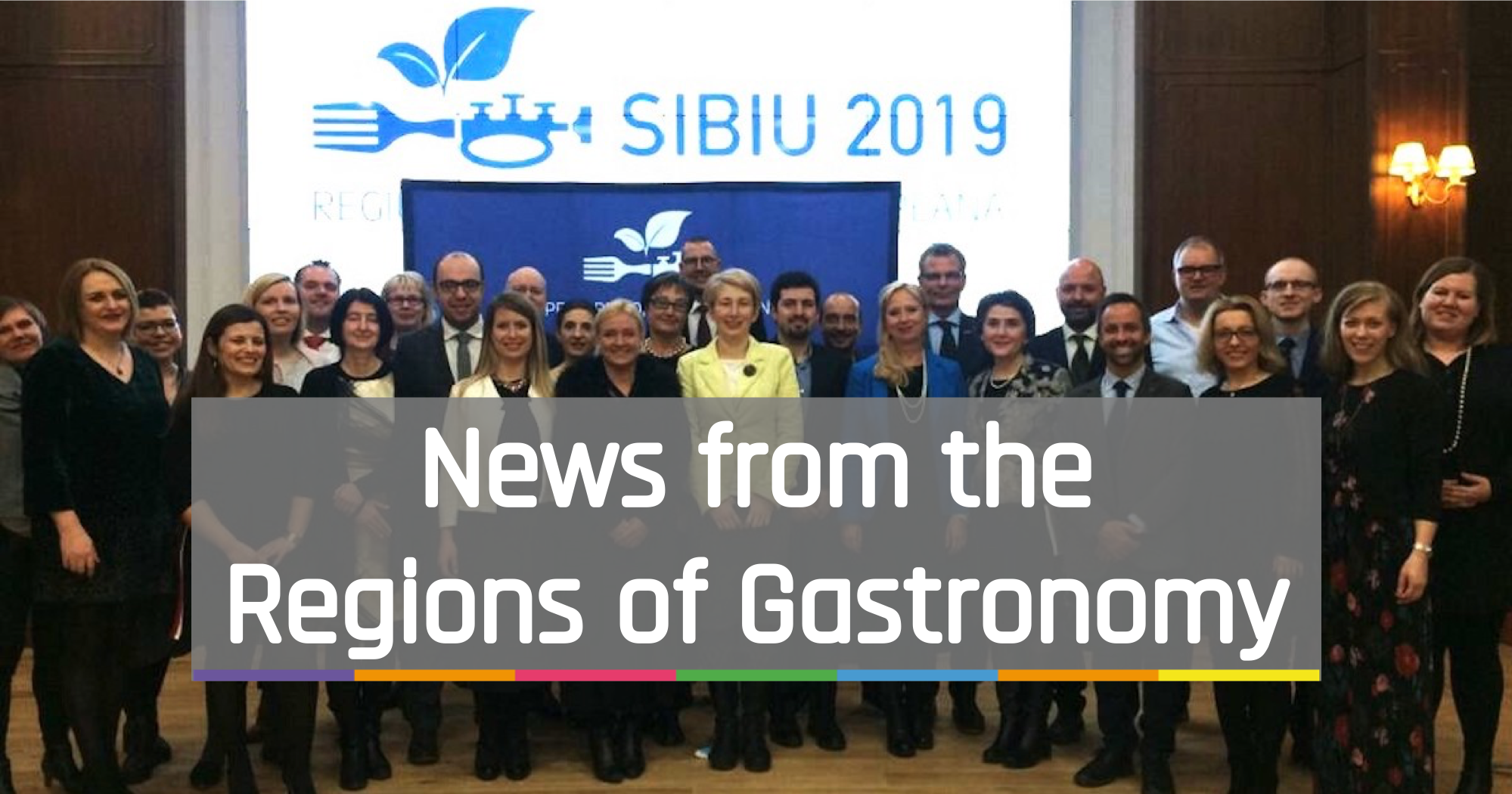 News from the Regions of Gastronomy