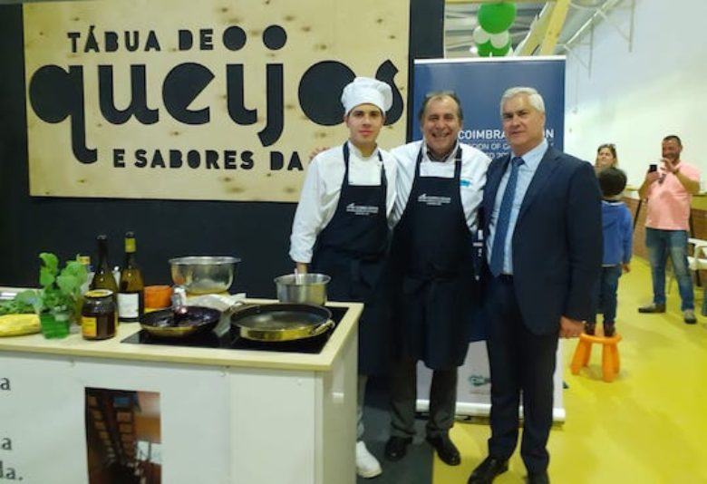 Coimbra Region brands and boosts the quality of its food events