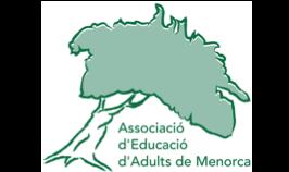 Associació d'Educació d'Adults de Menorca_Logo