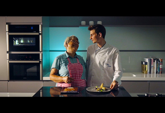 Food Film Menu 2020- Best Food Film showcasing the European Young Chefs announced