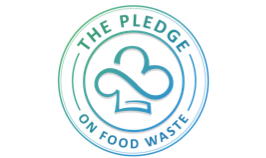 The PLEDGE on Food Waste_Logo