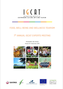 7th Annual IGCAT Experts' Meeting_Reader Cover