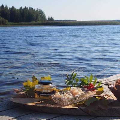 Canned garlic pike_Kuopio_1