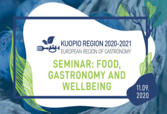 Exploring linkages between food, well-being and sustainable tourism