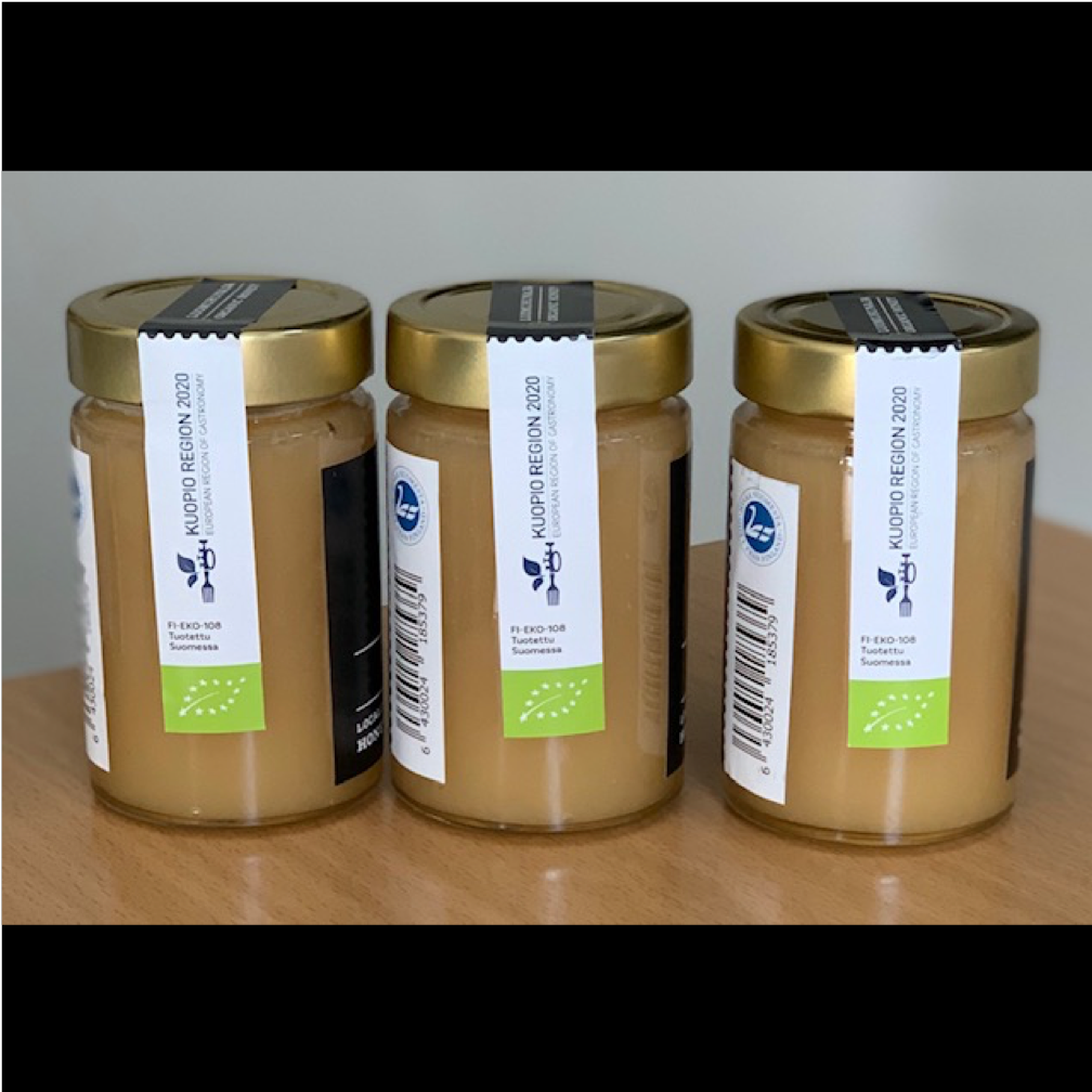 Organic honey from Kuopio_Kuopio_2