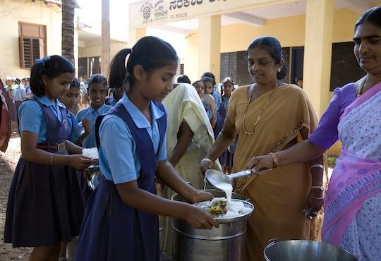 COVID-19 imperils 'historic advances' in children's access to school meals- UN report