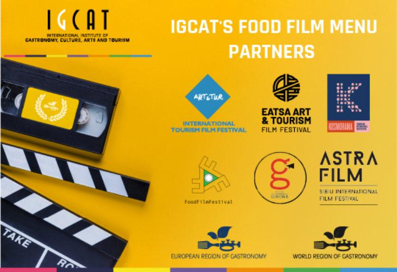Tourism Film Festival sign-up to screen IGCAT's Food Film Menu