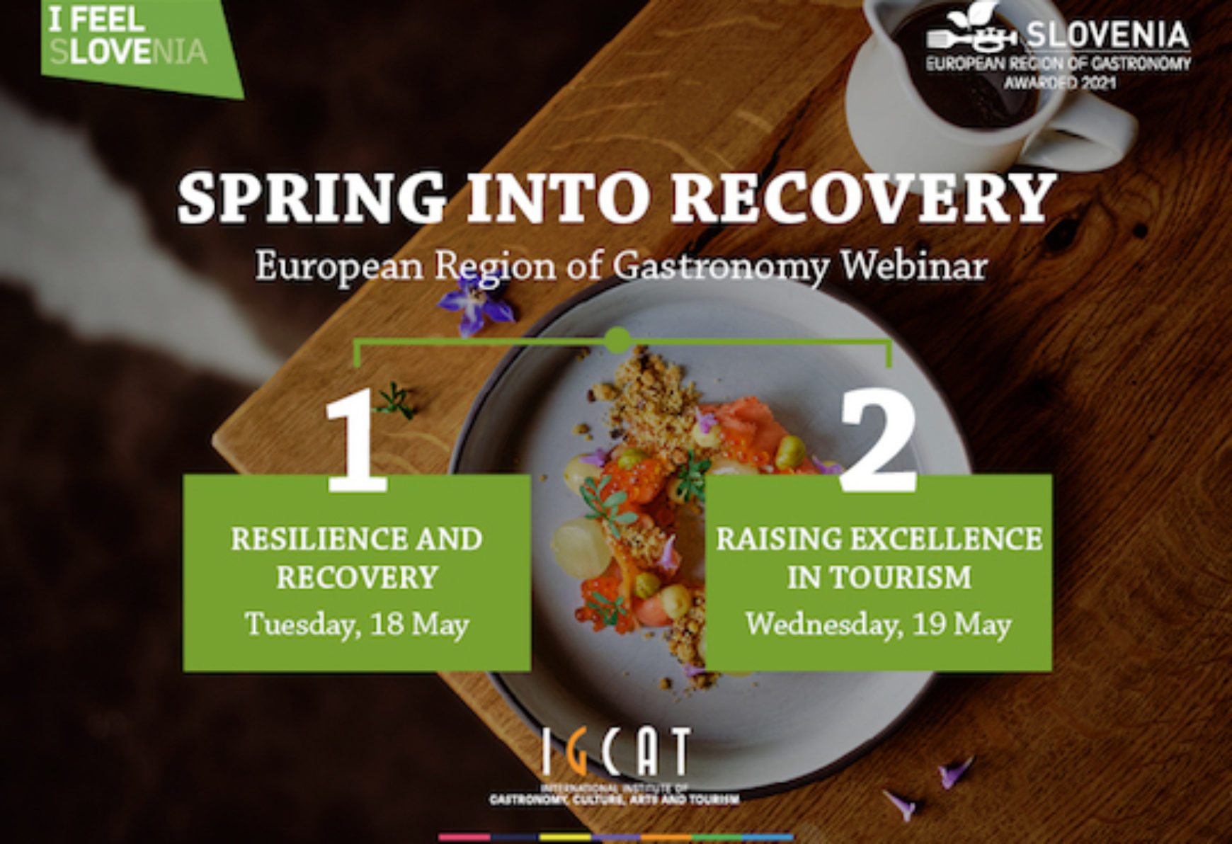 Creating cross-sectoral connections to support sustainable recovery