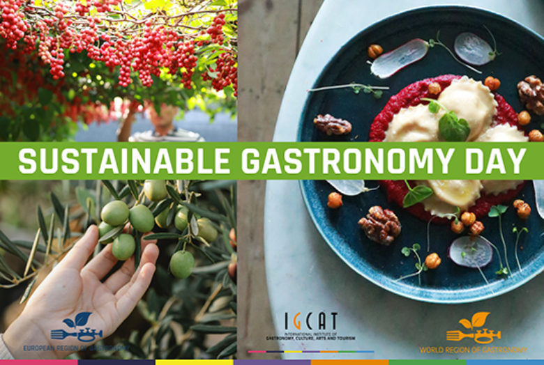 Sustainable Gastronomy Day – 18 June