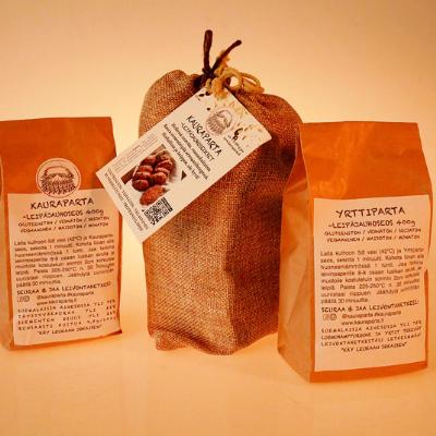 Kauraparta Bread flour mix set_Kuopio_1