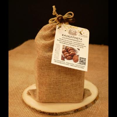 Kauraparta Bread flour mix set_Kuopio_2