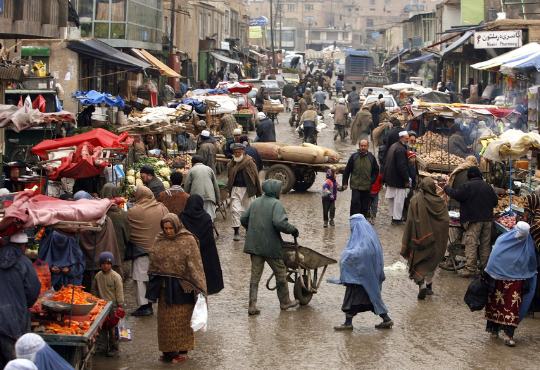 Afghanistan: FAO appeals to urgently save rural livelihoods