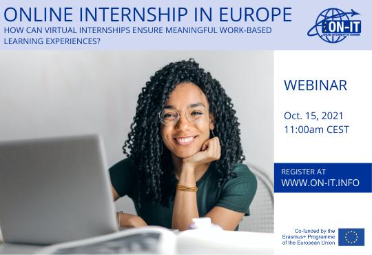 Exploring Online Internship in Europe