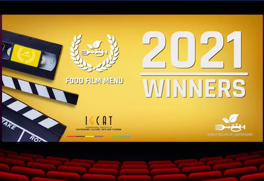 Winners of IGCAT's Food Film Menu 2021 revealed